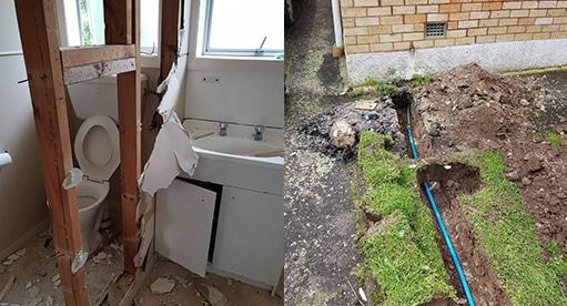 emergency plumber hamilton